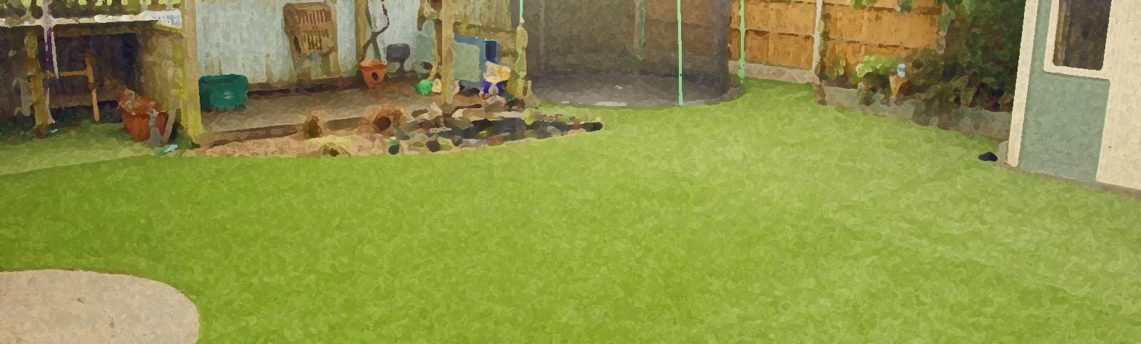Benefits of Modern Artificial Grass